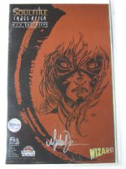 Soulfire Chaos Reign #0C Wizard World Philadelphia VIP Sketch Variant Signed Turner
